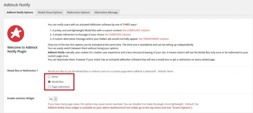 AdBlock-Notify-Options
